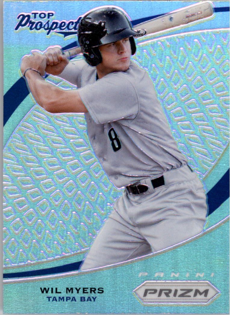 2012 Panini Prizm Top Prospects Prizms #TP5 Wil Myers