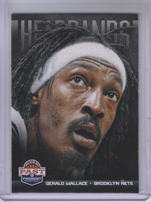 2012-13 Panini Past and Present Headbands #6 Gerald Wallace