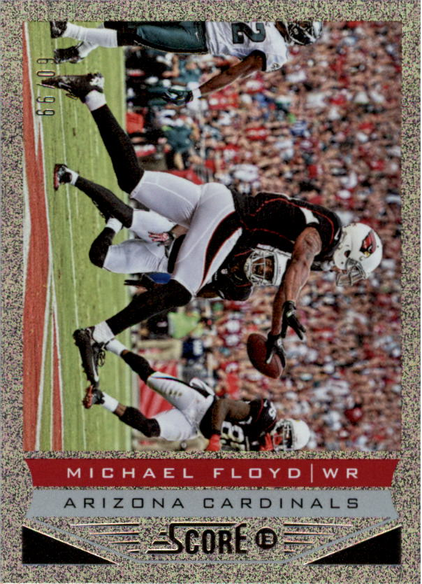 2013 Score Showcase #4 Michael Floyd
