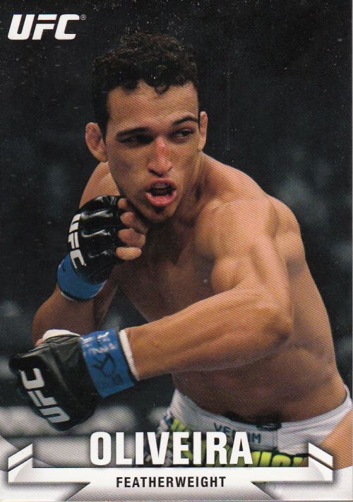 2013 Topps UFC Knockout #67 Charles Oliveira