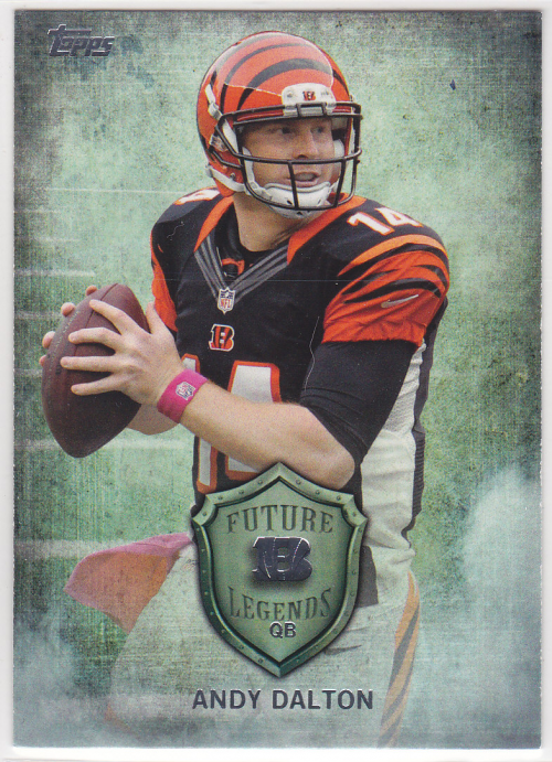 2013 Topps Future Legends #FLAD Andy Dalton