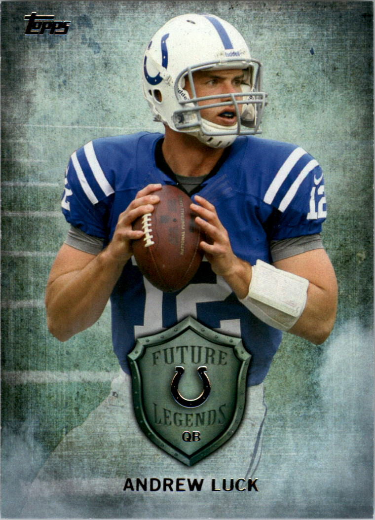 2013 Topps Future Legends #FLAL Andrew Luck