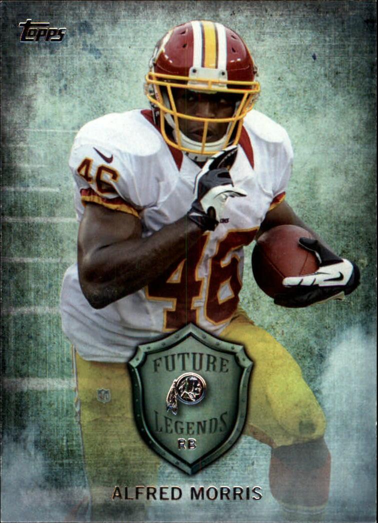 2013 Topps Future Legends #FLAM Alfred Morris