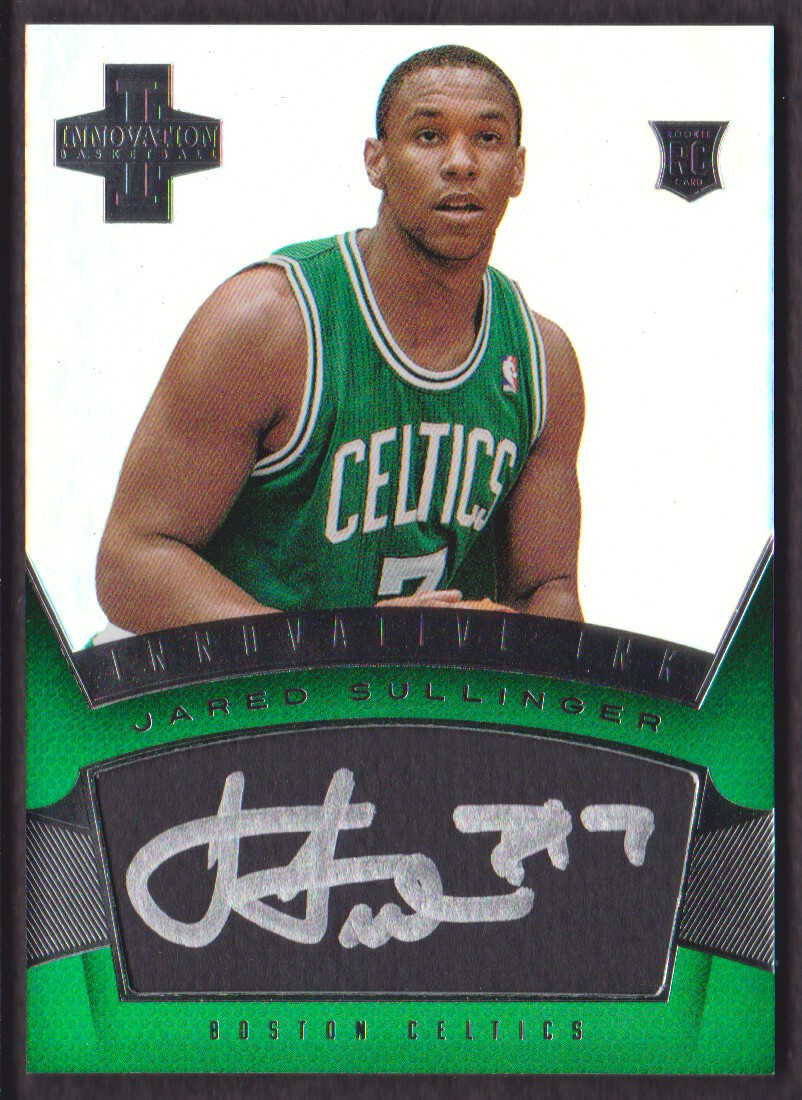 2012-13 Innovation Rookie Innovative Ink #24 Jared Sullinger