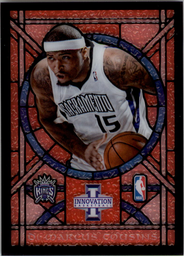 Pick Your Cards 2013-14 Innovation Basketball Stained Glass Singles