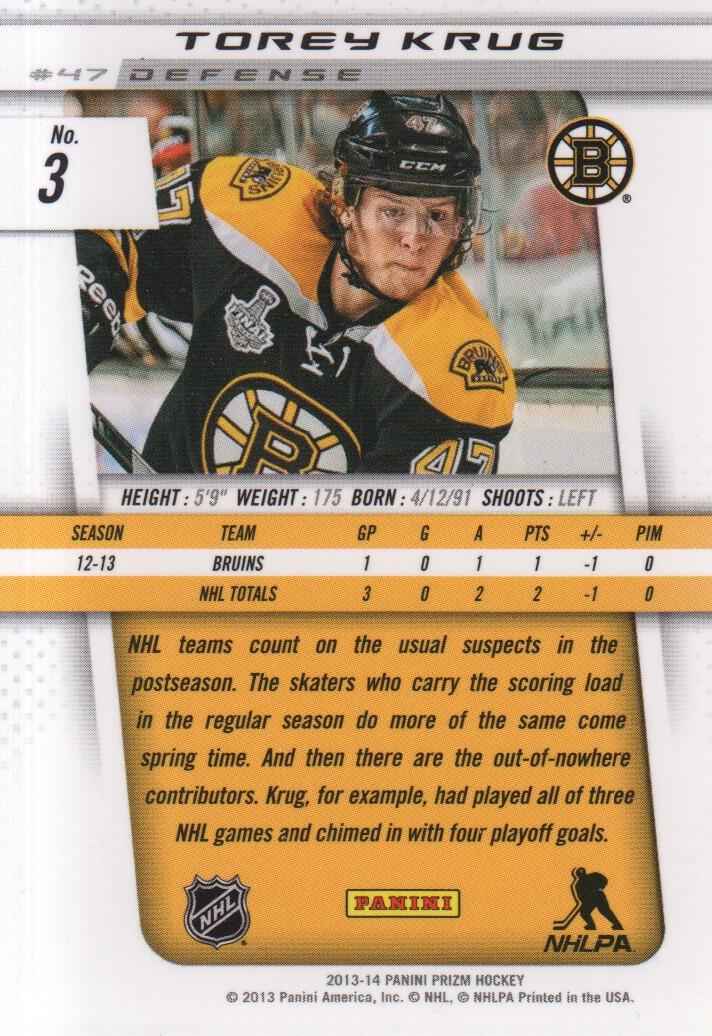 2013-14-Panini-Prizm-Hockey-Cards-1-105-Pick-From-List thumbnail 5