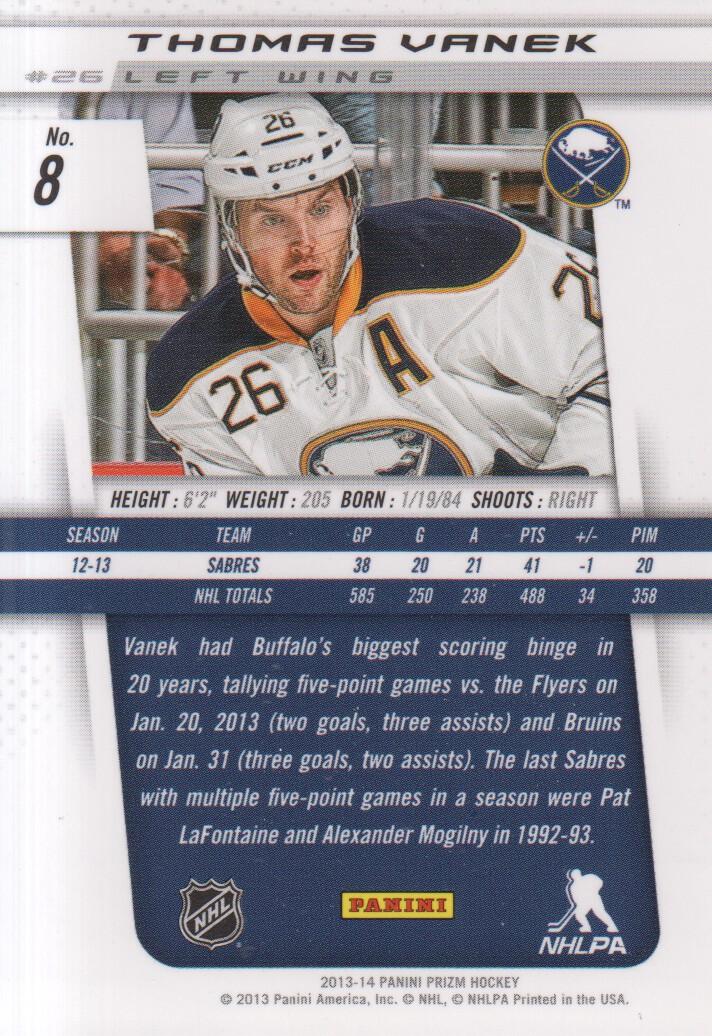 2013-14-Panini-Prizm-Hockey-Cards-1-105-Pick-From-List thumbnail 15
