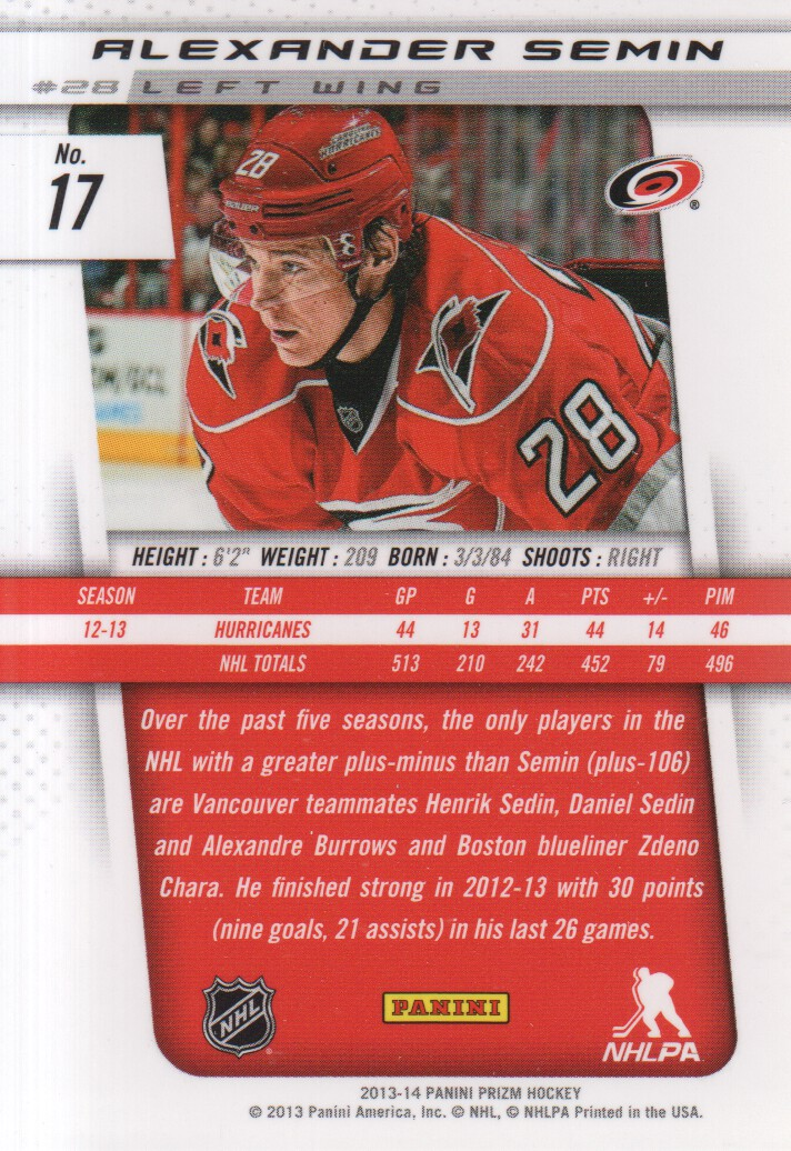 2013-14-Panini-Prizm-Hockey-Cards-1-105-Pick-From-List thumbnail 33