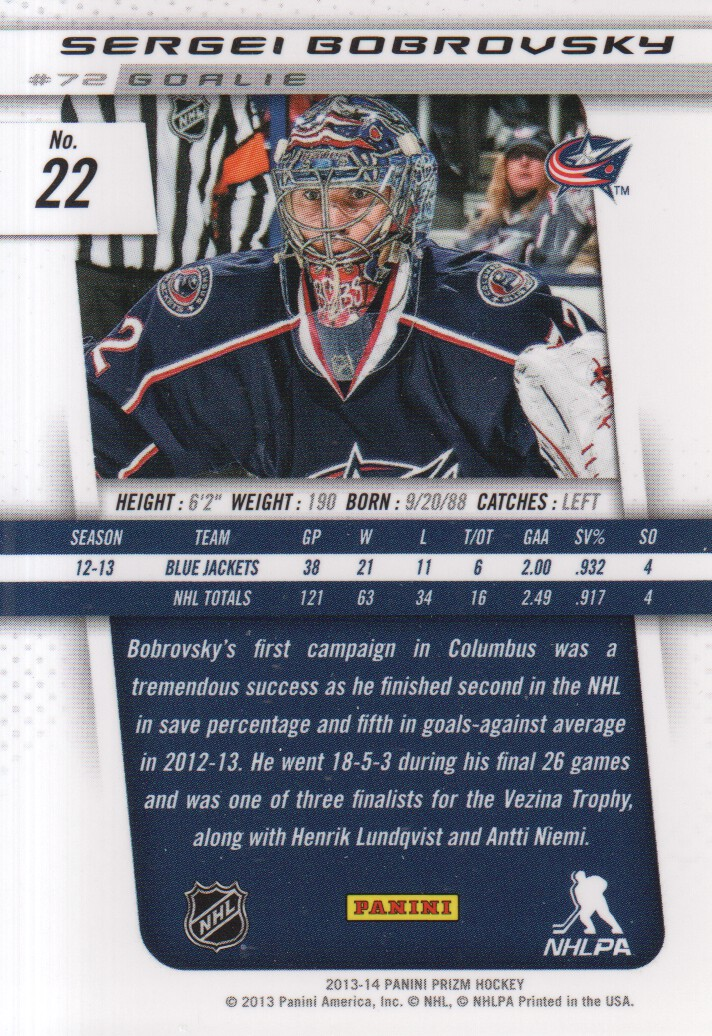 2013-14-Panini-Prizm-Hockey-Cards-1-105-Pick-From-List thumbnail 43