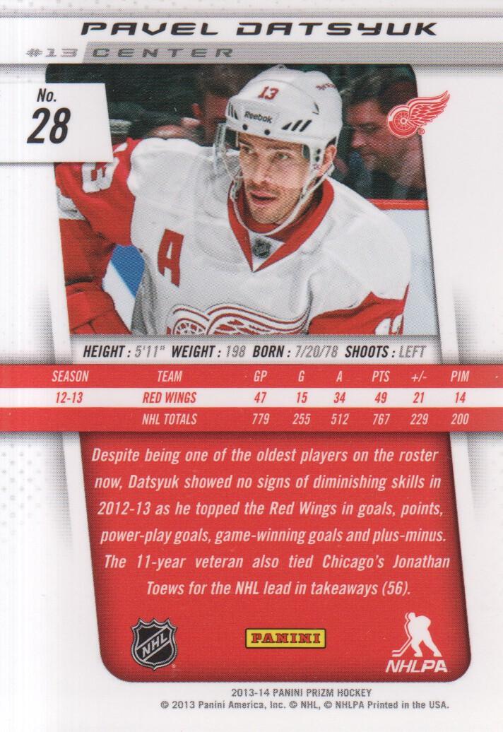 2013-14-Panini-Prizm-Hockey-Cards-1-105-Pick-From-List thumbnail 55