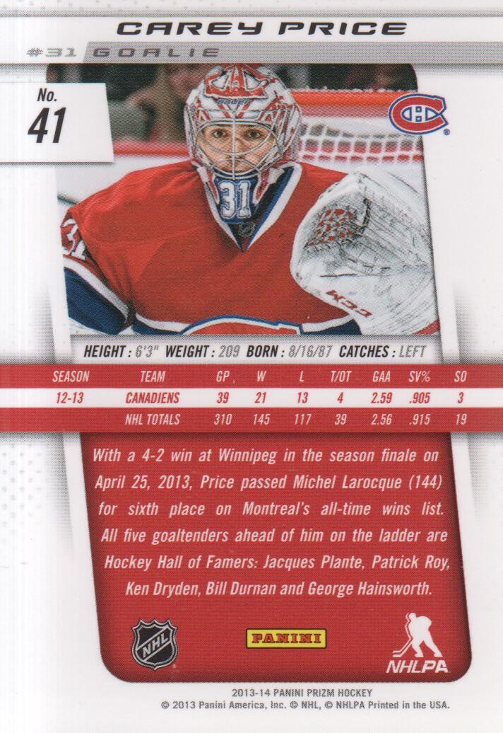 2013-14-Panini-Prizm-Hockey-Cards-1-105-Pick-From-List thumbnail 81
