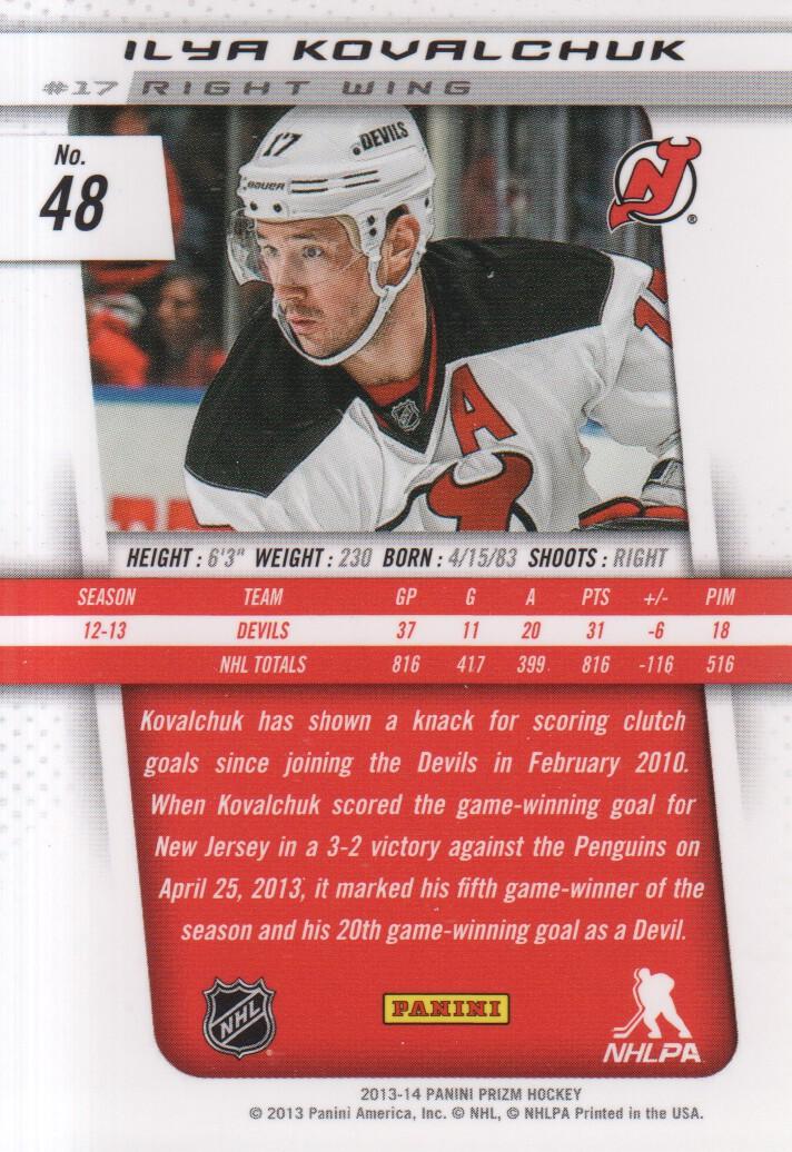 2013-14-Panini-Prizm-Hockey-Cards-1-105-Pick-From-List thumbnail 93