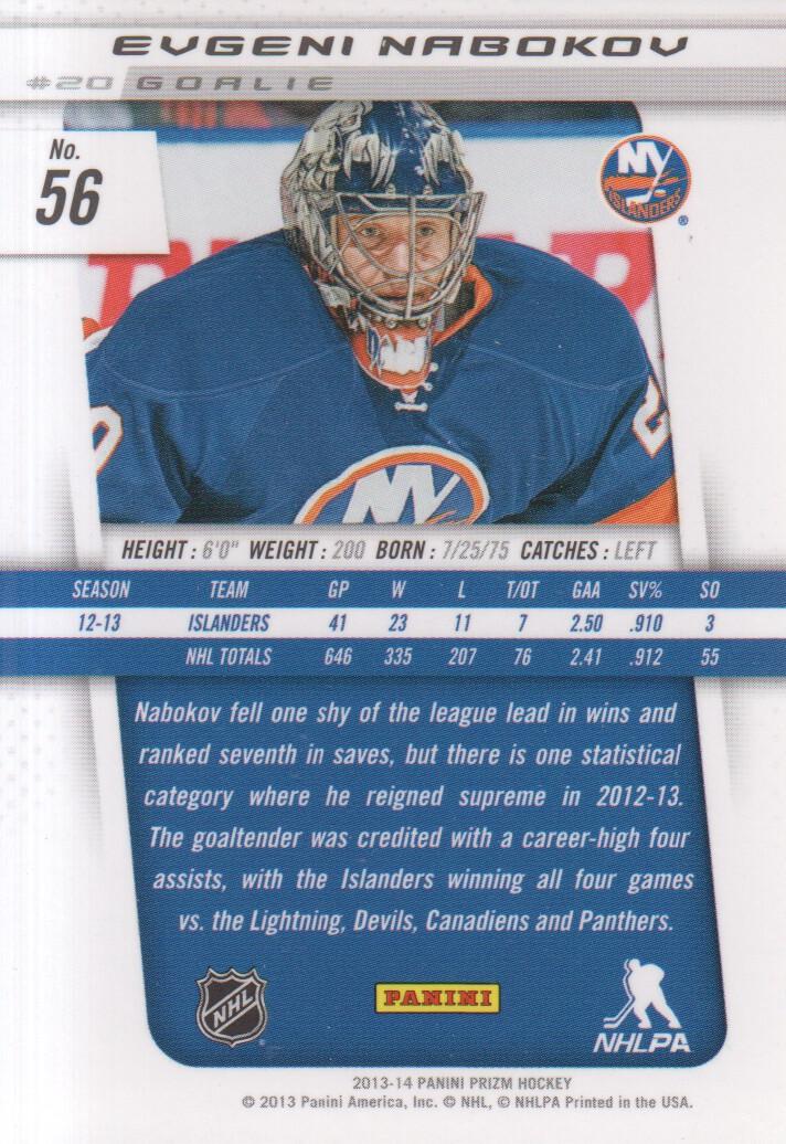 2013-14-Panini-Prizm-Hockey-Cards-1-105-Pick-From-List thumbnail 109
