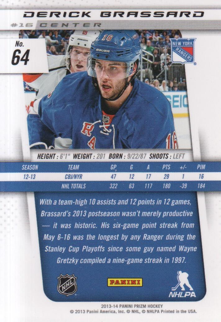 2013-14-Panini-Prizm-Hockey-Cards-1-105-Pick-From-List thumbnail 125