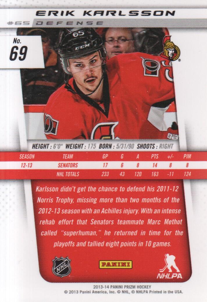 2013-14-Panini-Prizm-Hockey-Cards-1-105-Pick-From-List thumbnail 135