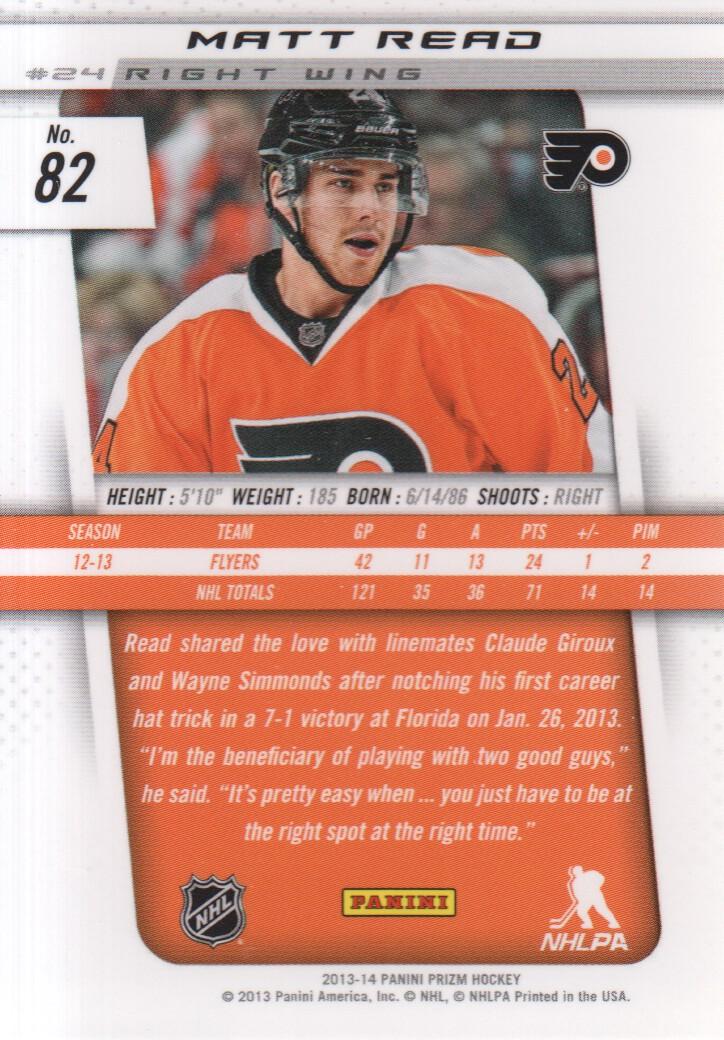 2013-14-Panini-Prizm-Hockey-Cards-1-105-Pick-From-List thumbnail 159