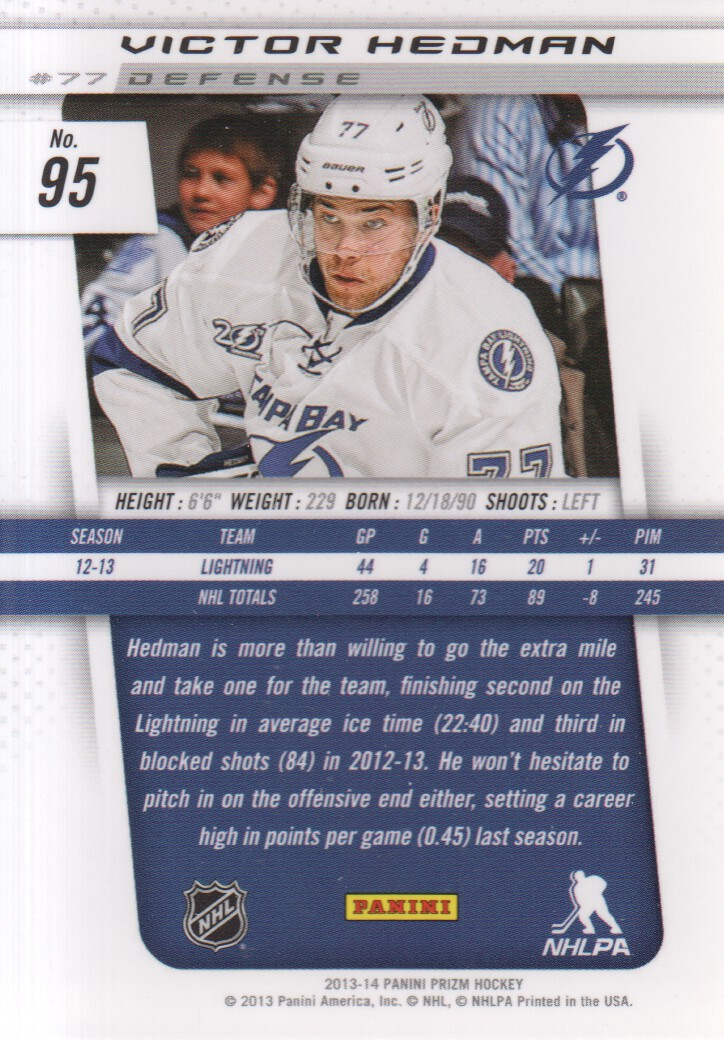 2013-14-Panini-Prizm-Hockey-Cards-1-105-Pick-From-List thumbnail 181