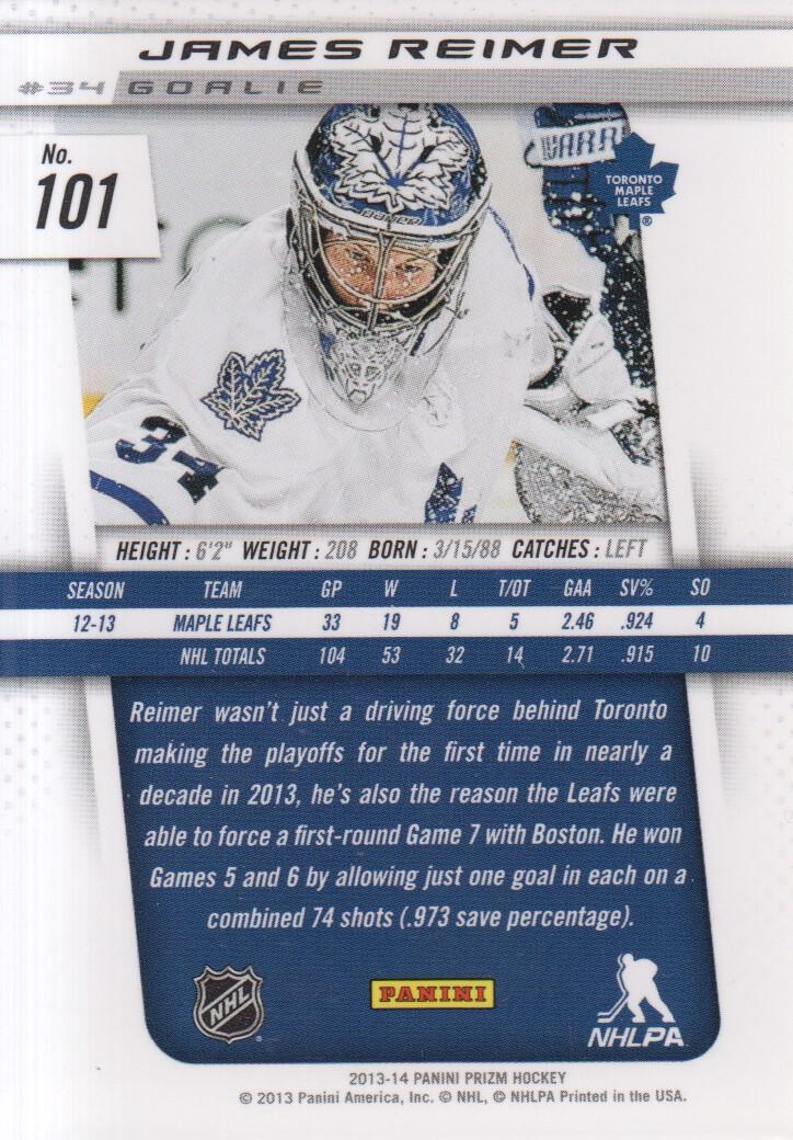 2013-14-Panini-Prizm-Hockey-Cards-1-105-Pick-From-List thumbnail 193
