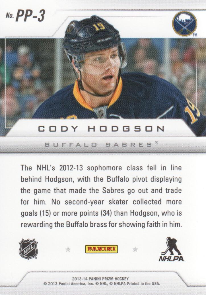 2013-14-Panini-Prizm-Insert-Hockey-Cards-Pick-From-List thumbnail 15