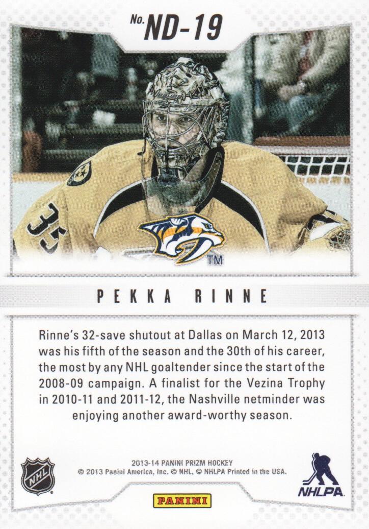 2013-14-Panini-Prizm-Insert-Hockey-Cards-Pick-From-List thumbnail 11