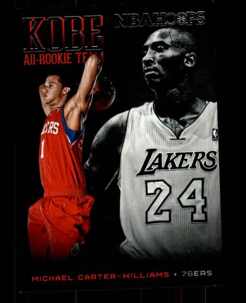 2013-14 Hoops Kobe All Rookie Team #11 Michael Carter-Williams
