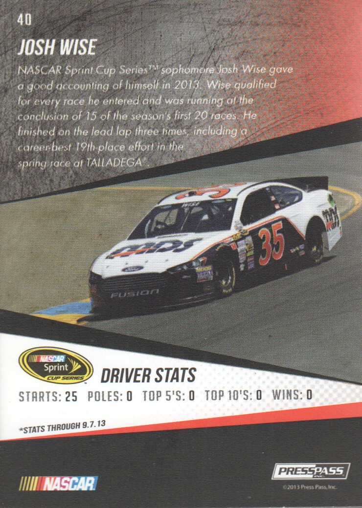 2014-Press-Pass-Parallels-NASCAR-Racing-Cards-Pick-From-List thumbnail 17