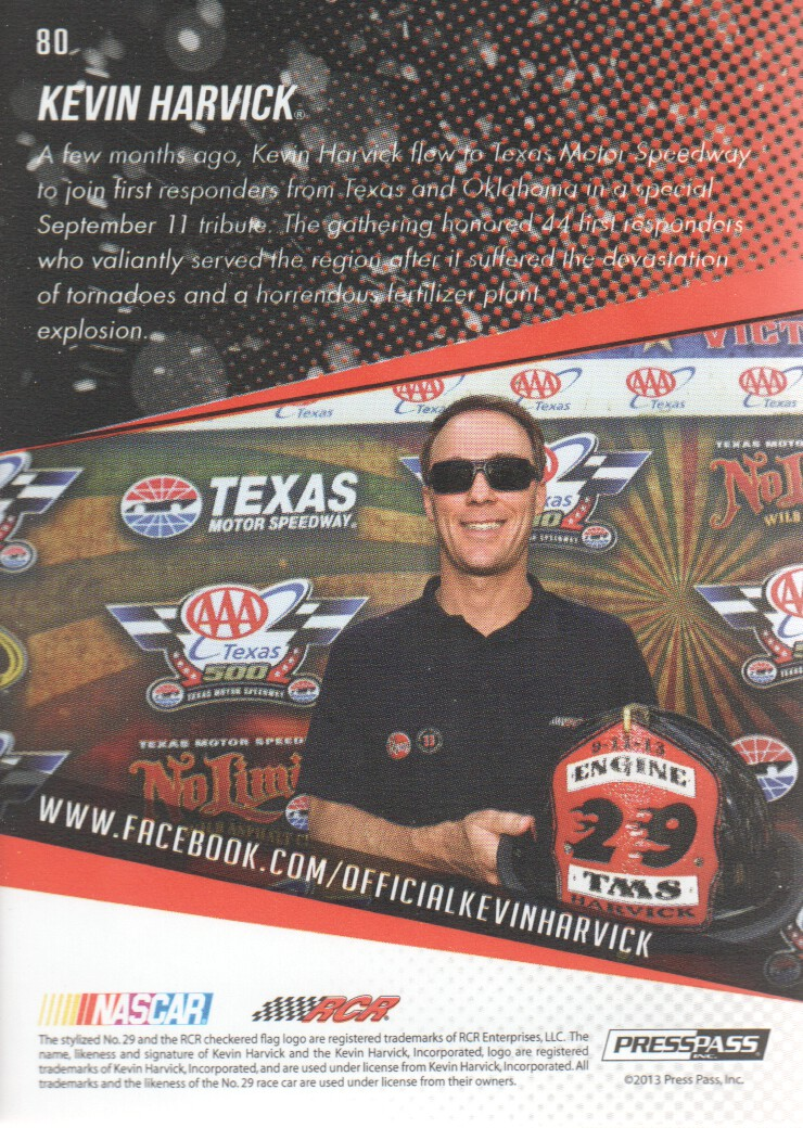 2014-Press-Pass-Parallels-NASCAR-Racing-Cards-Pick-From-List thumbnail 27
