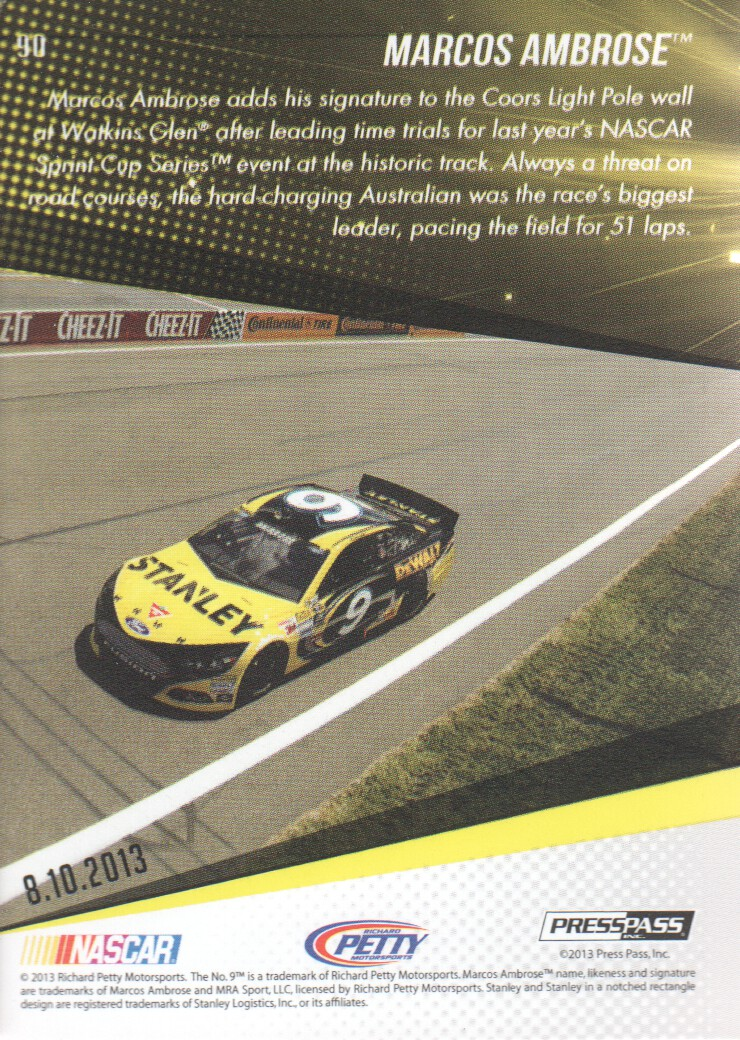 2014-Press-Pass-Parallels-NASCAR-Racing-Cards-Pick-From-List thumbnail 31