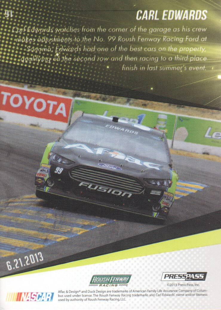2014-Press-Pass-Parallels-NASCAR-Racing-Cards-Pick-From-List thumbnail 33