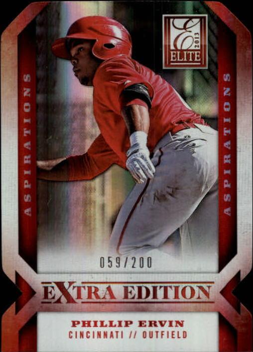 2013 Elite Extra Edition Aspirations #8 Phillip Ervin