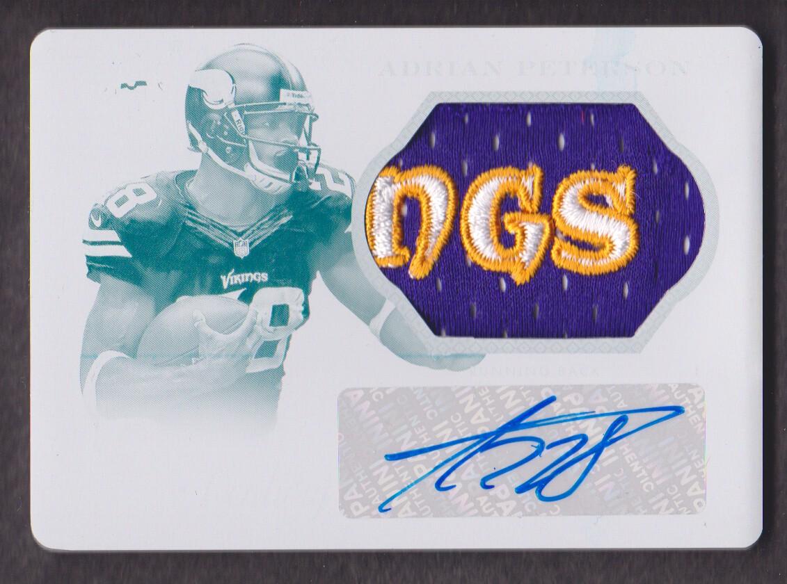 Hot Nike Vikings #15 Greg Jennings Purple Team Color Men's Stitched NFL Elite Autographed Jersey