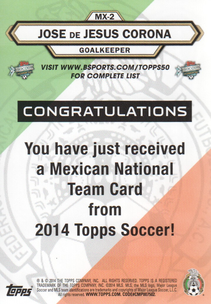2014-Topps-MLS-Soccer-Cards-Pick-From-List thumbnail 381
