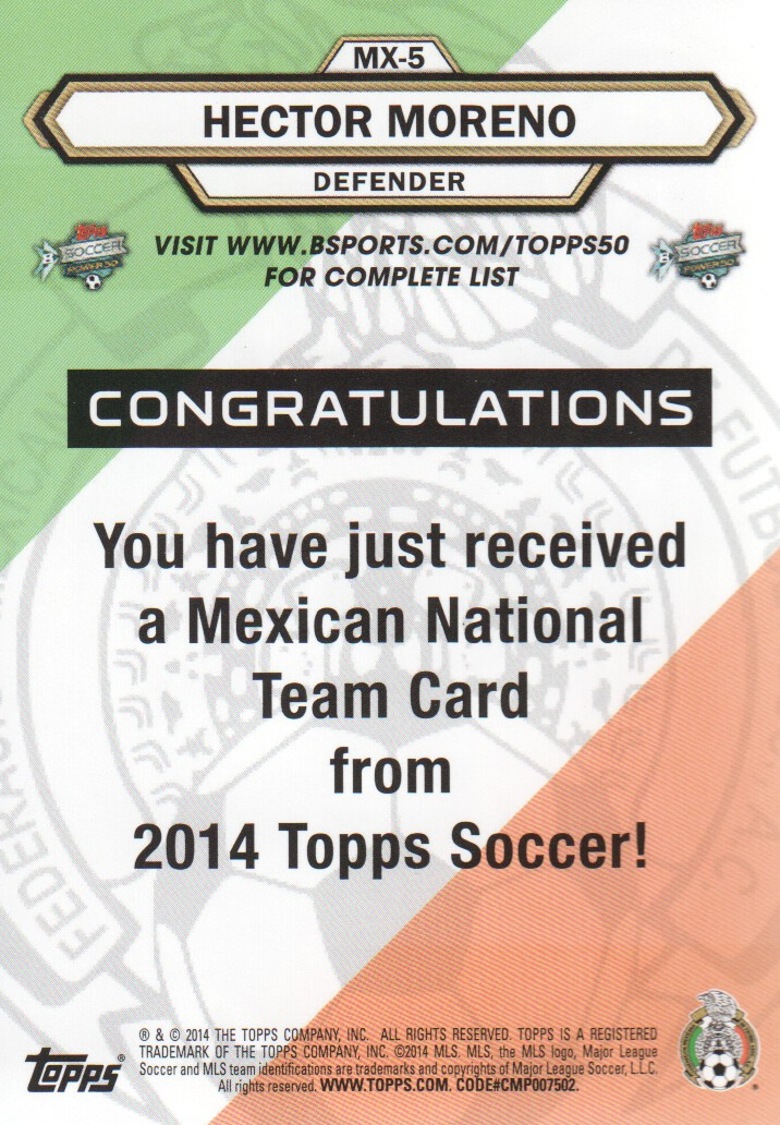 2014-Topps-MLS-Soccer-Cards-Pick-From-List thumbnail 385