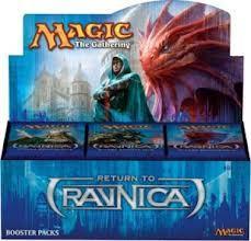 Magic Return To Ravnica Booster Box