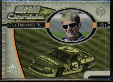 1999 Upper Deck Road to the Cup NASCAR Chronicles #NC14 Dale Earnhardt Jr.