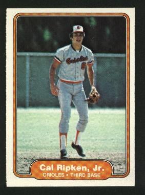 1982 Fleer Baseball Complete Set NM/MT 660 Cards Ripken RC