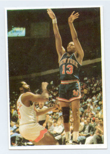 1989 CAO Muflon Yugoslavian #3 Mark Jackson