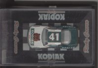 1996 Matchbox White Rose Super Stars 1:64 #41  R.Craven/Kodiak