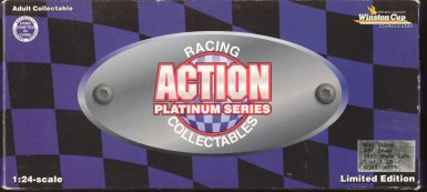 1997 Action Racing Collectables 1:24 #31 M.Skinner/Lowe's
