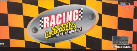 1997 Action/RCCA Pro Stock 1:24 #NNO L.Morgan/Raybestos