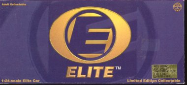 1997 Action/RCCA Elite 1:24 #36 T.Bodine/Stanley/1500
