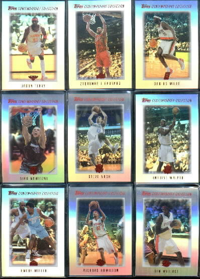 2003-04 Topps Contemporary Collection Red #44 Richard Hamilton