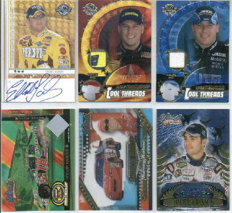 2004 Wheels American Thunder Cool Threads #CT12 Ryan Newman