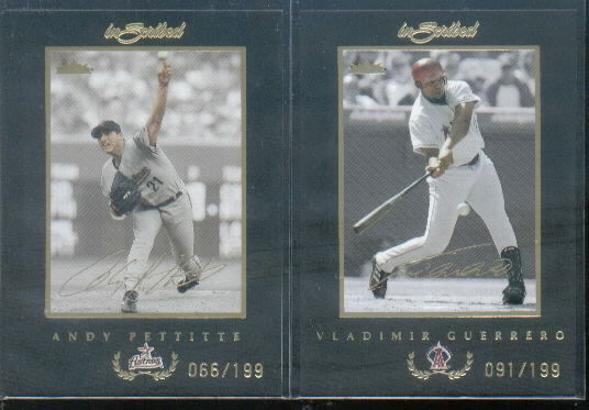 2004 Fleer InScribed Gold #33 Andy Pettitte