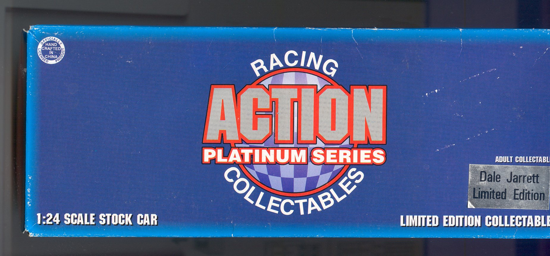 1996 Action Racing Collectables 1:24 #88 D.Jarrett/Quality Care