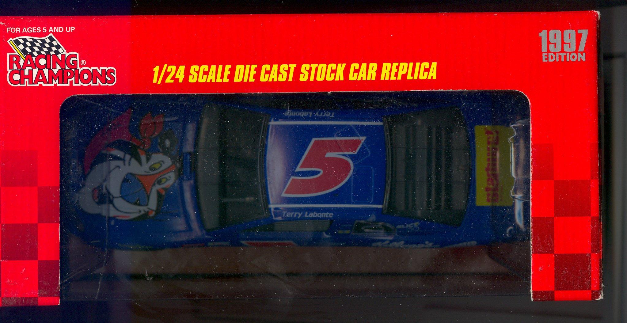 1997 Racing Champions 1:24 #5 T.Labonte/Kellogg's Tony