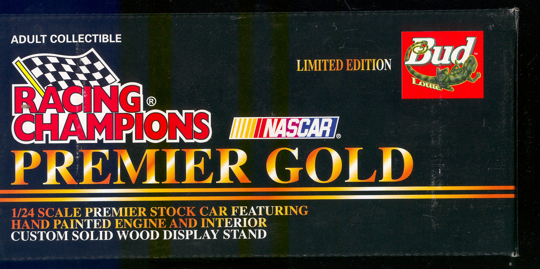 1997 Racing Champions 1:24 #25 R.Craven/Bud Lizard
