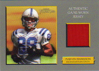 2006 Topps Turkey Red Relics Gray  MH Marvin Harrison F 814f6783b