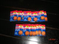 1986-87 (86-87) Fleer NBA Basketball (BK) Unopened Wax Pack (12 cards, 1 sticker, 1 stick gum) Possible Michael Jordan-Chicago Bulls, Olajuwon, Ewings and others Rookie Card (RC)