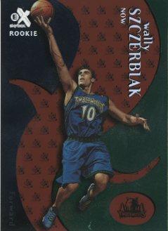 1999-00 E-X Essential Credentials Now #70 Wally Szczerbiak/10